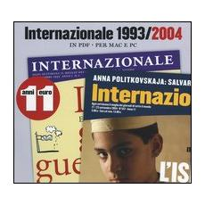 Internazionale (1993-2004) . CD-ROM