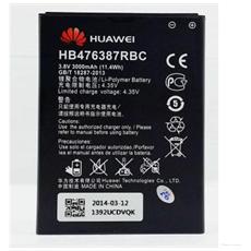 Batteria Ricambio Sostituzione 3000 Mah Huawei Honor 3x Ascend G750 Hb476387rbc