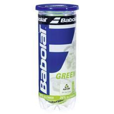 Tubo Green Palline Tennis