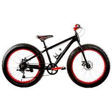 Fat Bike Cicli Casadei 24 6v M-disk