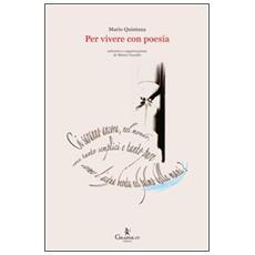Per vivere con poesia. Testo portoghese a fronte