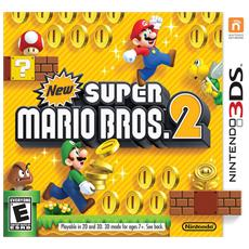N3DS - New Super Mario Bros 2