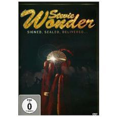 Dvd Wonder Stevie - Signed, Sealed, Del.