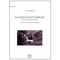 Le acque sacre in Abruzzo. Dal culto allo sviluppo territoriale