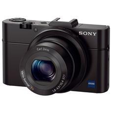 SONY - Cyber-shot DSC-RX100M2 Nero 20.2 Mpx Zoom Ottico 3.6x Display 3
