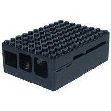 Gehäuse für Raspberry PI-Blox bk | Pi B+ / Pi 2