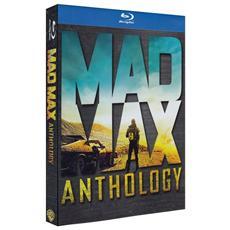 Brd Mad Max - Anthology (4 Brd)