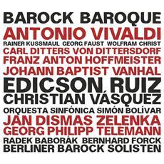Barock Baroque - Klassik Aus Berlin! (3 Cd)