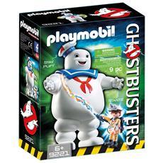 9221 - Ghostbusters - Omino Marshmallow E Stantz