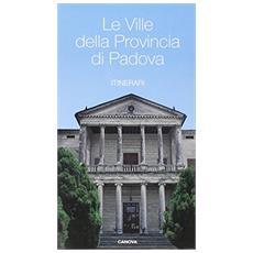 Le ville della provincia di Padova
