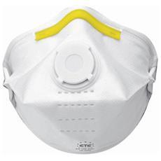 Mascherina Filtrante Ffp1 4,5 X Tlv Per Aerosol Solidi E Liquidi Non Tossici