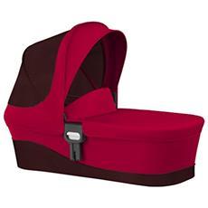 517000513 Nero, Rosso lettino portatile per bambino