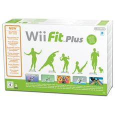 WII - Wii Fit Plus + Wii Balance Board
