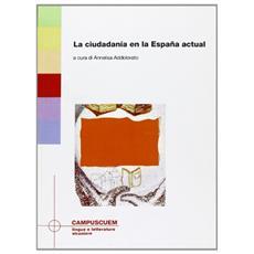 La ciudadinia en la España actual