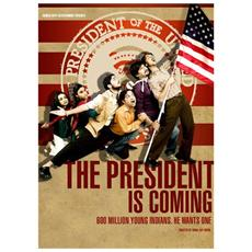 Dvd President Is Coming (the)