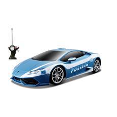 Tech - Lamborghini Huracan Polizia Con Radiocomando 1:14