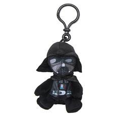 Star Wars - Portachiavi Peluche Darth Vader 8 Cm