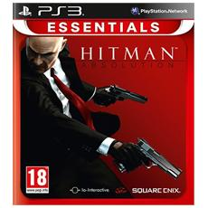 PS3 - Hitman Absolution Essential