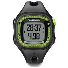 Forerunner 15 impermeabile GPS con funzone Fitness Contapassi e sonno Taglia Small - Nero / Verde RICONDIZIONATO
