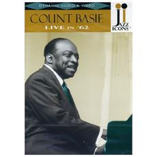 Dvd Basie Count - Live In '62