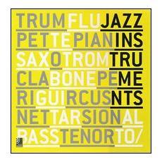 Jazz instruments. Ediz. inglese e tedesca. Con 8 CD Audio