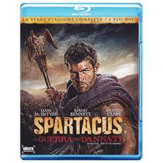 Spartacus - La Guerra Dei Dannati - Stagione 03 (4 Blu-Ray)