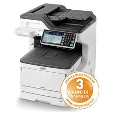 OKI - MC873DN Stampante Multifunzione Stampa Copia...