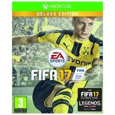 XONE - Fifa 17 Deluxe Edition
