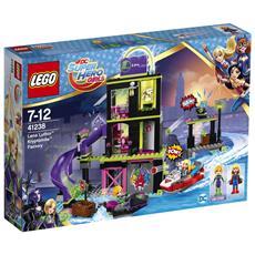 41238 La fabbrica di Kryptomite di Lena Luthor