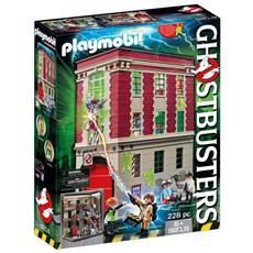 9219 - Ghostbusters - Caserma Dei Ghostbusters