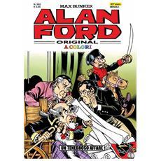 Alan Ford #582 - Un Tenebroso Affare In Color