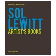 Sol Lewitt artist's book. Ediz. multilingue
