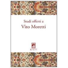 Studi offerti a Vito Moretti