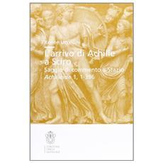 L'arrivo di Achille a Sciro. Saggio di commento a Stazio Achilleide, 1, 1-396