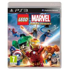 PS3 - Lego Marvel Superheroes
