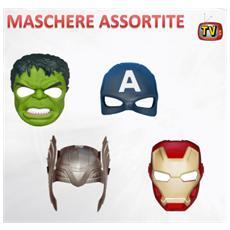 Avengers Maschere Ass.