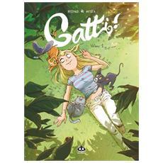 Gatti! #01 (Brremaud / Antista)