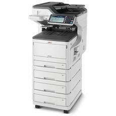 OKI - MC853DNV Stampante Multifunzione Stampa Copia...