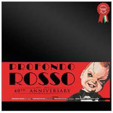 """Profondo Rosso - 40th Anniversary Box (Edizione Limitata E Numerata) (10""""+2 Cd+Poster)"""