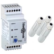 Relè Di Controllo Liquidi Elettrosonda Q Ve552600