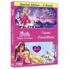Dvd Barbie Dop. Avv. #05-tesori Scintillan