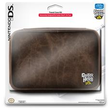 NDS - Custodia Guitar Hero Leather Case Limited per DSLite