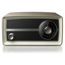 Mini Original Radio OR2000M Colore Marrone