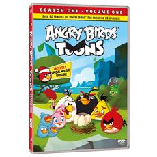Dvd Angry Birds Toons - Stagione 01 #01