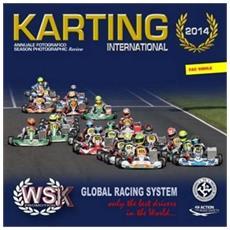 Karting internazionale 2014. I campionati WSK, CUC-FIA e Formula 4 Italia. Ediz. italiana e inglese