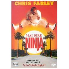 Dvd Mai Dire Ninja