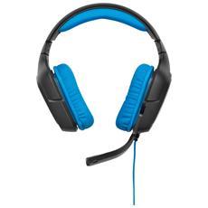 LOGITECH - Cuffie Gaming G430 con 7.1 Dolby Surround Sound