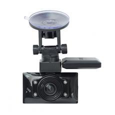 Dash Cam DVR Titanium GPS Full HD Display 2.7'' Doppio Slot Micro SD