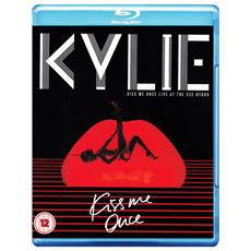 Brd Minogue Kylie-kiss Me Once-live At T