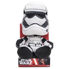 Star Wars - Episode VII - Peluche Stormtrooper 25 Cm